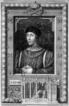 Henry VI of England by George Vertue