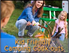 Camping Recipes for all types of Camping Trips and RV Travels