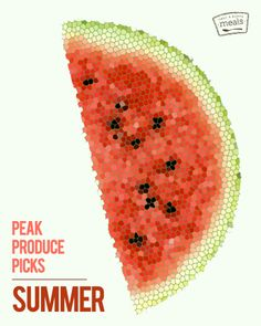 Peak Produce Picks - Summer | OAMC from Once A Month Meals - Freezer Meals - Freezer Cooking