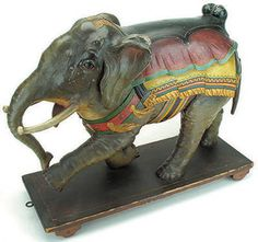 I love antique elephants, I have an elephant chair too