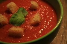 How to make soup wihout a recipe.