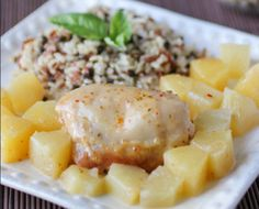 Sweet and sour chicken recipes are always bursting with flavor, and this easy recipe for slow cooker Hawaiian chicken is no exception. Try this 4-Ingredient Hawaiian Pineapple Chicken recipe and invite a little island flavor into your home.