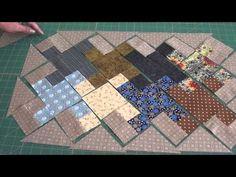 Jogo Americano Part 2- Bloco Tessellating Crosses - YouTube