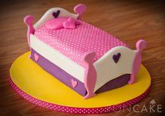 Bed Cake - Torta de Cama