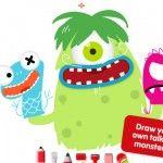 Drawing with Carl, interesante aplicación de dibujo para niños