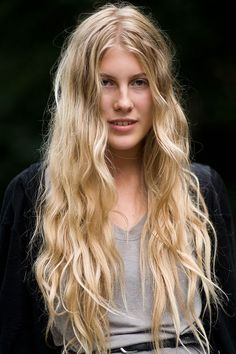 perfect, perfect hair.