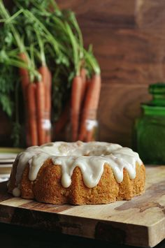 Gluten-Free Carrot Bundt Cake
