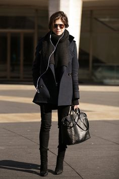 Fashion Week Street Style- NYFW Outfits