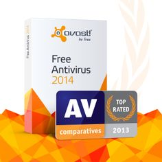 avast! Free Antivirus is the Top Rated Program of 2013 from AV-Comparatives. Read #AVASTblog, http://blog.avast.com/2014/01/16/avast-free-antivirus-is-top-rated-product-of-2013/