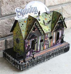 halloween house edwards landing