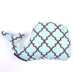 baby whale dog toy $6.95