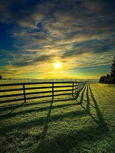 Beautiful Sunset....