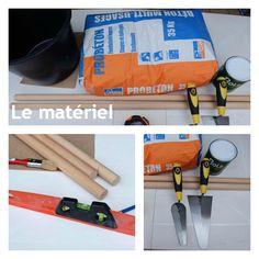 DIY : Comment fabriquer un tabouret en béton (le matériel)   Décormag