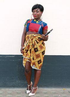 Day 2African Fashion Week London