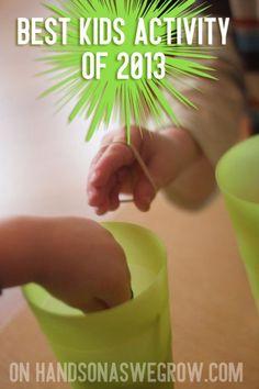 Best Kids Activity of 2013! Plus the Top 10!