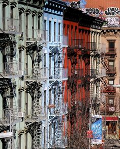 Upper East Side, NYC  #ridecolorfully