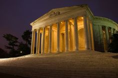 Before I die bucket list bucket-list Jefferson Memorial, Washington DC -  [✔]