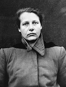 Herta Oberheuser (15 May 1911 in Cologne, German Empire – 24 January 1978 in Linz am Rhein, West Germany) was a physician at the Ravensbrück concentration camp from 1940 until 1943.  Herta Oberheuser was the only female defendant in the Nuremberg Medical Trial, where she was sentenced to 20 years in jail.