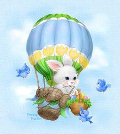 Easter - penny parker