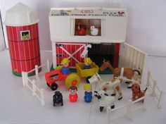 Fisher Price Farm: had it