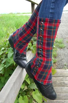Finally, a way to conquer the wide calf boot issue, and cover it with AWESOMENESS.