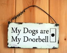 You don't even have to knock!  LOL