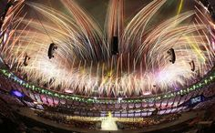 And here it is, the last one.  The last picture of the 2012 London Olympics.  It was a great 2 weeks.  USA made us proud.  And even some of the ones who weren't from the USA, so many proud moments.  So much sacrificed by so many to be here.  I'll miss you.  Looking forward to Rio 2016.  Bye everyone who followed.  Don't be strangers.  Thanks for enjoying the pictures as much as I enjoyed sharing them.