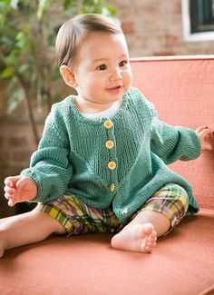 Free Knitting Pattern - Baby Sweaters: Baby Ferris Cardigan baby patterns, knitting patterns, babi knit, baby sweaters, baby knits, babi ferri, knit pattern, free knit, babi sweater