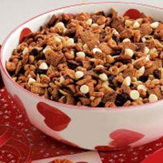 Cocoa Munch Mix Recipe