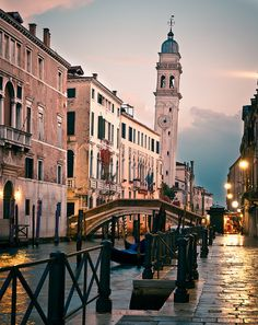 Leaning tower of Venice