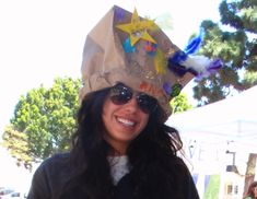 paper HATS #recycle #crafts http://plpls.com/xogJHw  #fattuesday #MOMS #ECE #teachers