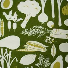 Farmers Market Fabric by alexander Henry