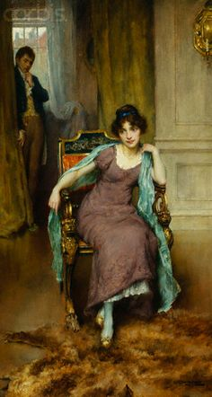 Dreaming by William A. Breakspeare