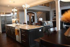 great floor plan open to great room