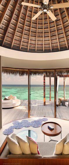 Ocean Oasis Resort at W Maldives