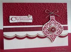 Just Judy Designs : Elegant Ornaments