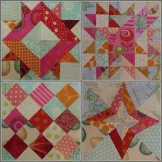 Farmers wife quilt along