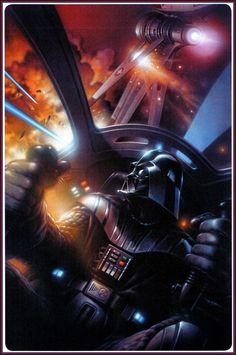 Lord Darth Vader - Dark Lord of the Sith