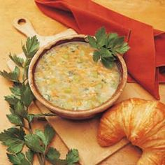 Turkey Soup Recipe | Taste of Home Recipes