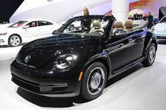 Культурный Volkswagen Beetle Convertible