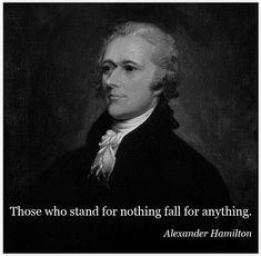 "Portrait of Alexander Hamilton, by John Trumbull. Source: Wikimedia Commons. Read more on the GenealogyBank blog: ""Deadly Duel: Vice President Burr Kills Alexander Hamilton."" http://blog.genealogybank.com/deadly-duel-vice-president-burr-kills-alexander-hamilton.html"