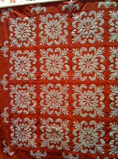 Gorgeous Quilt.  It is a work of art.