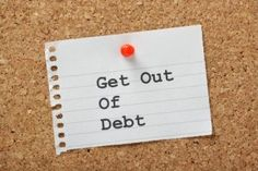 Getting Out of Debt | Stretcher.com - Devise and execute a workable plan