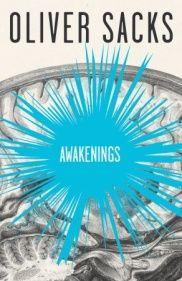 Awakenings by Oliver Sacks -- eyecatching new cover design