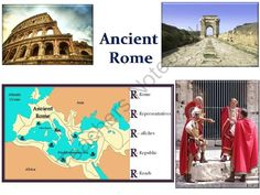 a comparison of the environments of the romans and the greek Geography is the study of  but ancient greek  study of places and the relationships between people and their environments encyclopedic entry: geography.