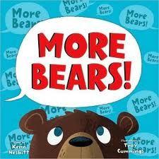 """""""More Bears!"""" by Kenn Nesbitt"""
