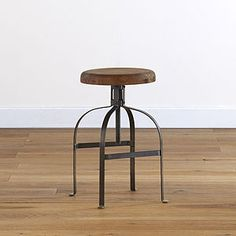 World Market stool... would look great in daughters room!