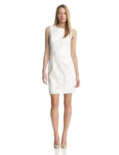Calvin Klein Women`s Perforatd Dress - List price: $149.50 Price: $134.99