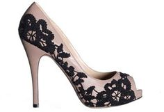 LOVE!  If only money was no object and I could wear heels that high!