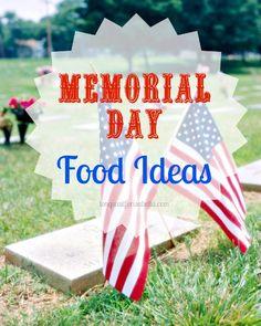 Memorial Day Food Ideas